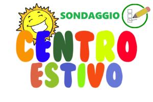 Sondaggio centro estivo 2020
