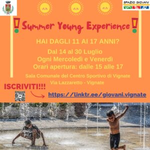 Summer Young Experience